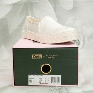 Keds For Kate Spade Triple Deck Flats Sneakers